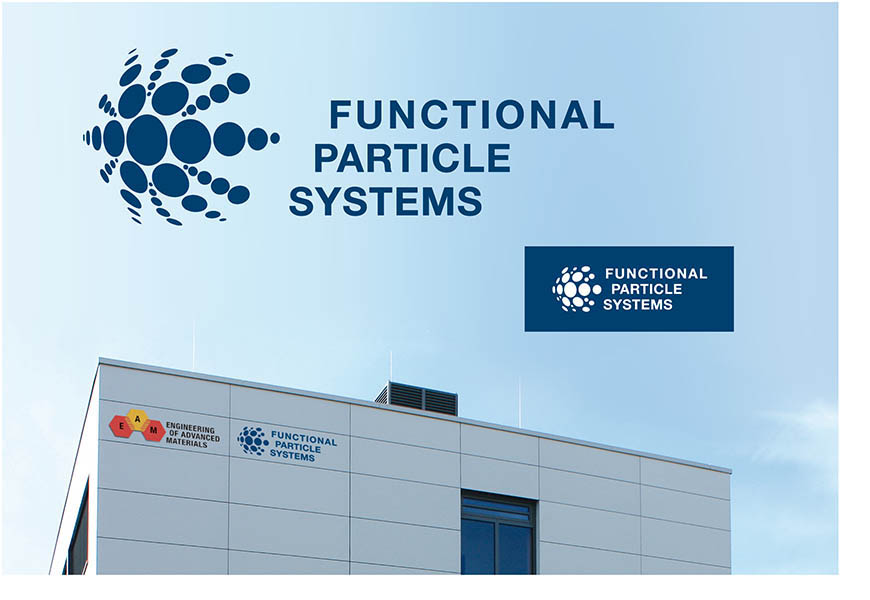 »Functional Particle Systems« Signet